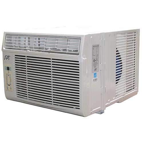 Quietest Window Air Conditioners 7. SPT WA-1222S 12,000BTU Window Air Conditioner - Energy Star