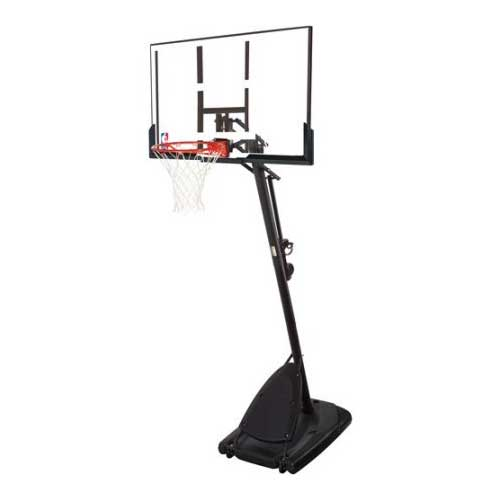 Best Portable Basketball Hoops Under 300 8. Spalding NBA 54