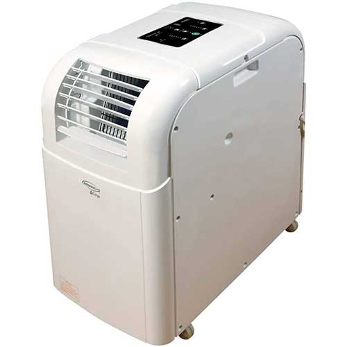 Best Portable Air Conditioners for Garage 9. SoleusAir PSQ-12-01 12, 000 BTU 115V Portable Evaporative Air Conditioner with Remote Control