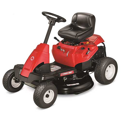 Best Riding Lawn Mower for Rough Terrain 3. Troy-Bilt 382cc 30-Inch Premium Neighborhood Riding Lawn Mower