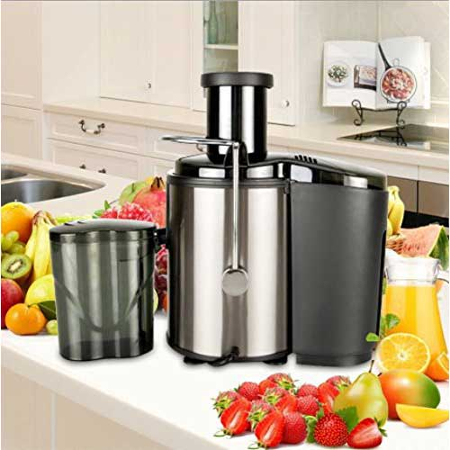 Best Juicers for Greens 3. Juicer Extractor for Apple Orange Lemon, FCH Multi-Function Juicer Fruit Vegetable Juice Extractor