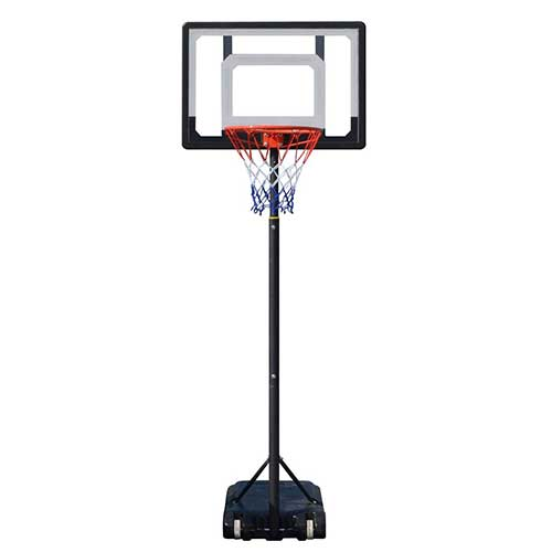 Top 10 Best Portable Basketball Hoops Under 300 in 2018 Reviews