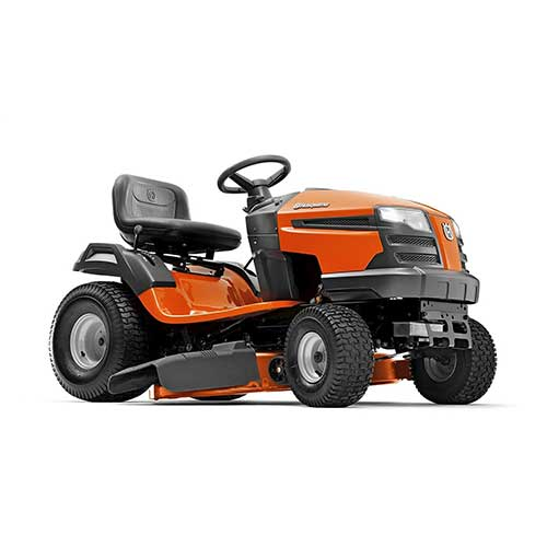 Best Riding Lawn Mower for Rough Terrain 4. Husqvarna LTH1738 Riding Lawn Tractor Mower