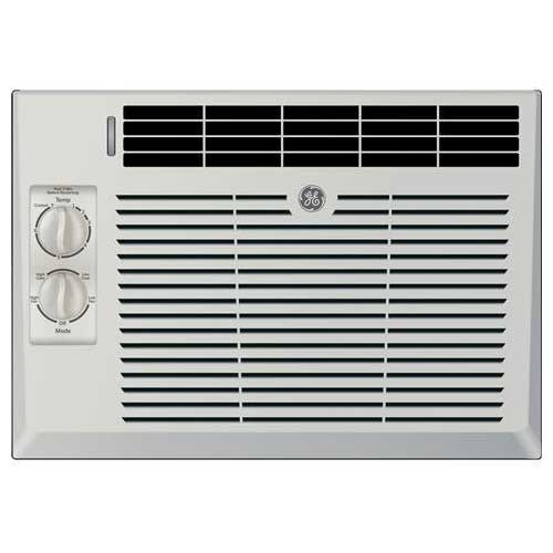 Quietest Window Air Conditioners 3. GE AEV05LX 17