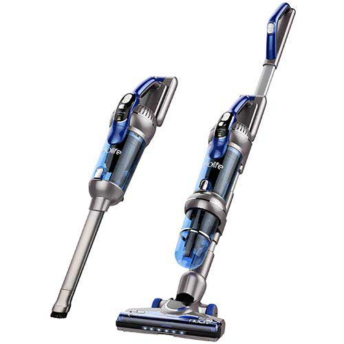 Best Cordless Stick Vacuums for Pet Hair 1. Holife 2 in 1 Cordless Vacuum Cleaner - 20Kpa Powerful Lightweight Stick Handheld Vacuum Cleaner
