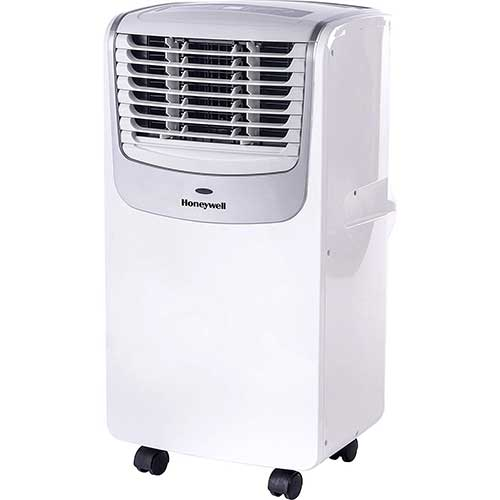 Best Portable Air Conditioners for Garage 4. Honeywell Compact Portable Air Conditioner
