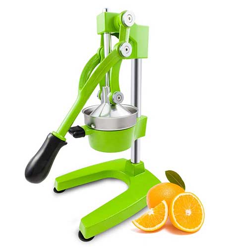 Best Juicers for Greens 4. ROVSUN Commercial Grade Citrus Juicer
