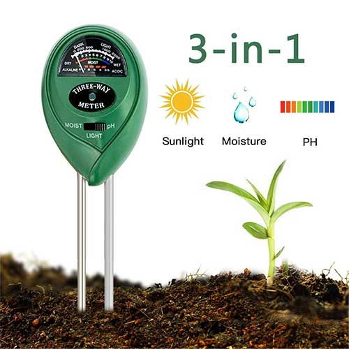 Top 10 Best Moisture Meters for Plants in 2018 Reviews