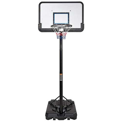 Best Portable Basketball Hoops Under 300 4. KLB Sport Pro Court Height Adjustable Portable Basketball Hoop