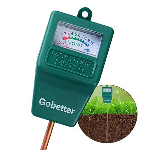 Best Moisture Meters for Plants 5. Soil Moisture Meter, Soil Test Kit for Gardens, Soil Moisture Sensor Meter Long Probe, Yard Moisture Meter