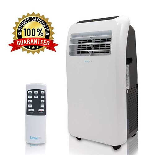 Top 10 Best Portable Air Conditioners for Garage in 2018 Reviews