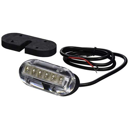 Best Underwater Boat Lights 3. TH Marine LED-51868-DP Underwater Light