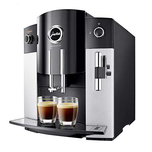 Best Super Automatic Espresso Machines Under 1000 7. Jura 15068 IMPRESSA C65 Automatic Coffee Machine