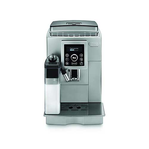 Best Super Automatic Espresso Machines Under 1000 10. De'Longhi ECAM23460S Digital Super Automatic Machine
