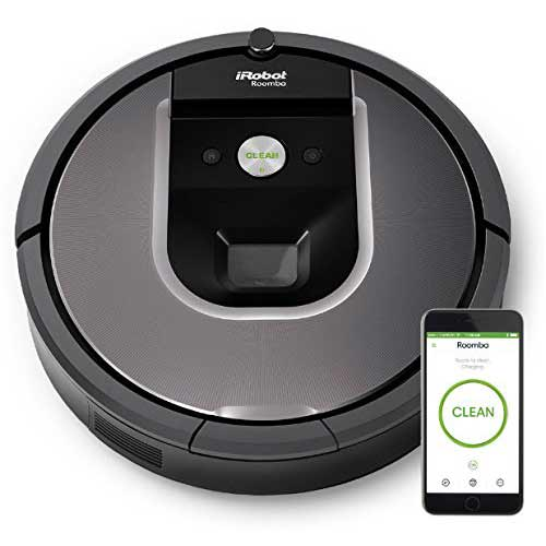 Best Roombas for Pet Hair 3. iRobot Vacuuming Robot Roomba 960
