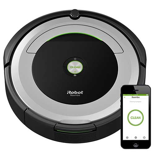 Best Roombas for Pet Hair 1. iRobot Roomba 690 Robot Vacuum