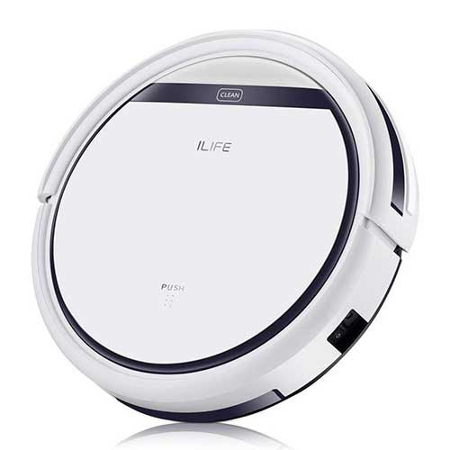 Best Roombas for Pet Hair 2. ILIFE V3s Pro Robotic Vacuum