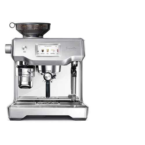 Best Commercial Super Automatic Espresso Machines 7. Breville BES990BSS1BUS1 Fully Automatic Espresso Machine