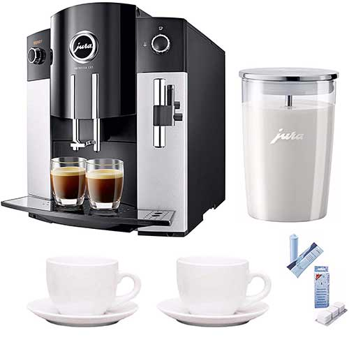 Best Super Automatic Espresso Machines Under 1000 9. Jura 15068 IMPRESSA C65 Automatic Coffee Machine