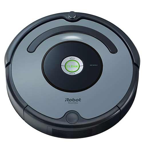 Best Roombas for Pet Hair 9. iRobot Roomba 640 Robot Vacuum Cleaner