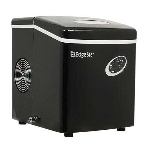 Best Residential Ice Makers 2. EdgeStar IP210BL Portable Countertop Ice Maker