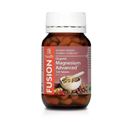 Best Magnesium Supplements for Migraines 6. Fusion Health Magnesium Advanced 120 Tablets