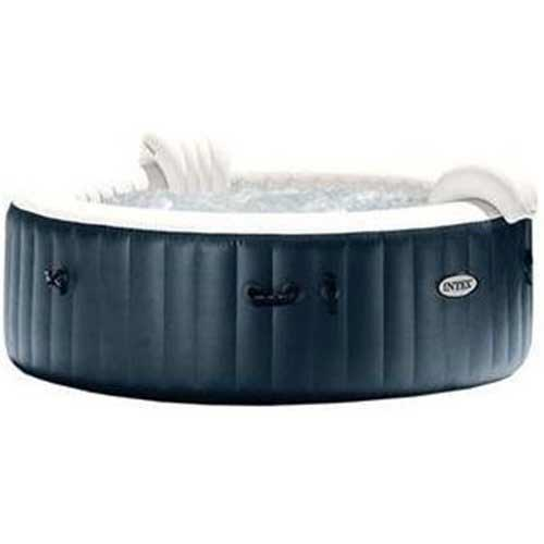 Best plug and play Hot Tubs 1. Intex PureSpa Plus Bubble Massage Set