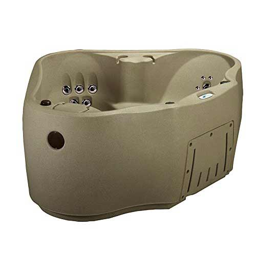 Best plug and play Hot Tubs 9. AquaRest Spas 2-Person Plug and Play Select 300 Spa Series
