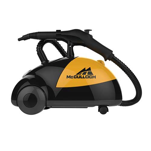 Best Heavy Duty Steam Cleaners 7. Mc Cullough Heavy-Duty Steam Cleaner