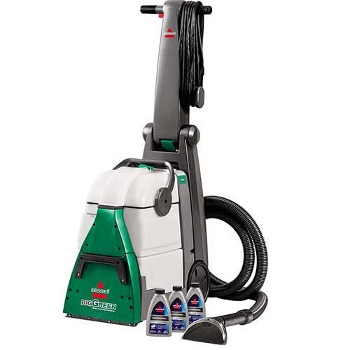 Best Heavy Duty Steam Cleaners 2. Bissell Big Green Professional Carpet Cleaner Machine, 86T3