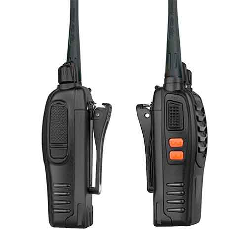 Best Two Way Radios for Mountains 4. Ansoko Long Range Walkie Talkie Rechargable FRS/GMRS 16-Channel Handheld Two Way Radio with Earpiece (6 Pack)