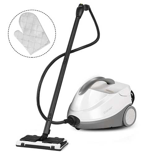 Best Heavy Duty Steam Cleaners 9. COSTWAY Steam Cleaner