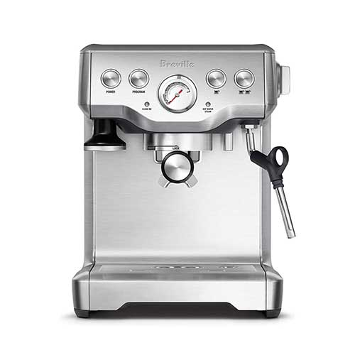 Best Fully Automatic Coffee Machines 4. Breville BES840XL/A the Infuser Espresso Machine