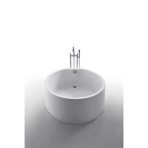 6. Dana Round Bathtub 51