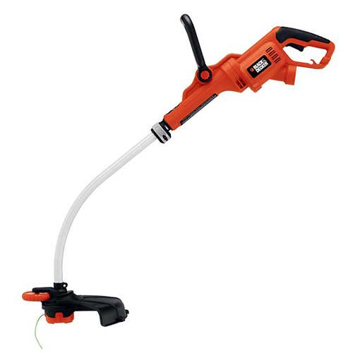 Best Electric Weed Eaters for The Money 7. Black & Decker GH3000R 7.5 Amp 14 in. Curved Shaft Electric String Trimmer / Edger (Certified Refurbished)