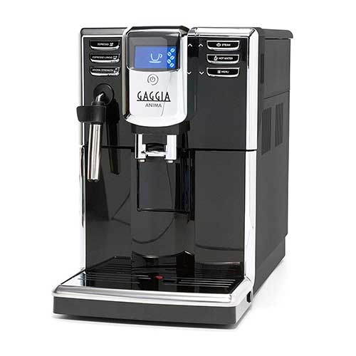 Best Fully Automatic Coffee Machines 1. Gaggia Anima Coffee and Espresso Machine