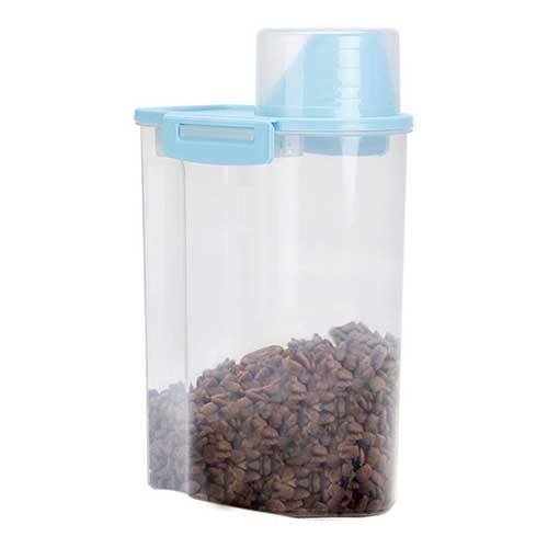 Best Dog Food Storage Container 5. PISSION Pet Food Storage Container