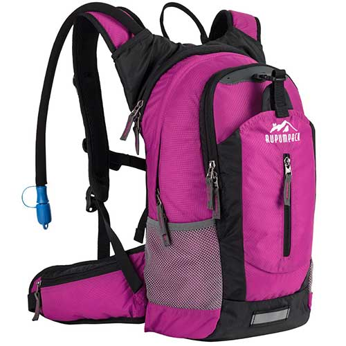 Best Hiking Backpack Under 100 6. RUPUMPACK Insulated Hydration Backpack
