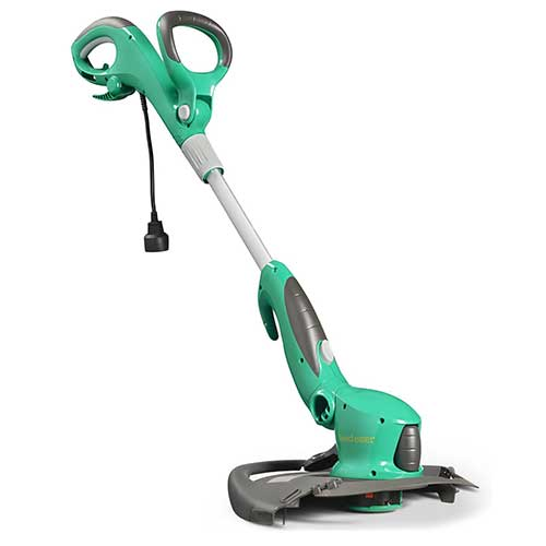 Best Electric Weed Eaters for The Money 5. Weed Eater WE14T, 14 in. 4.2-Amp Electric Corded String Trimmer