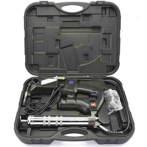 Best Cordless Grease Guns 7. M2 Outlet 18V 10,000 PSI Cordless Grease Gun