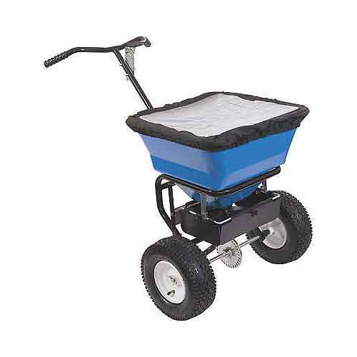 Best Commercial Walk Behind Salt Spreaders 10. Streamline Industrial SPREADER Commercial - for Salt & Sand - Push Type/Walk Behind - 100 Lb Capacity