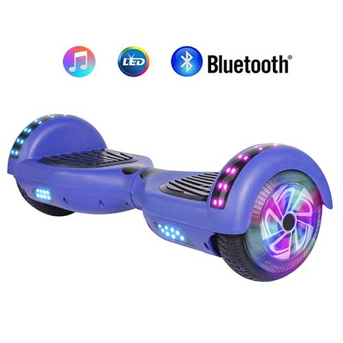 Best Hoverboards for Kids 9. jolege Self Balancing Hoverboard,6.5