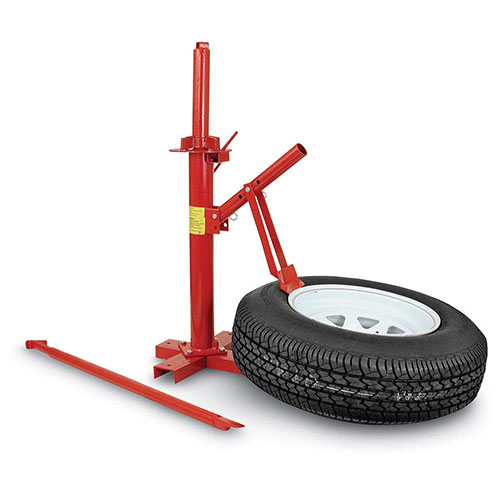 Best Manual Tire Changers 9. PowerLift Manual Tire Changer Base, 15-3/8-18-1/2