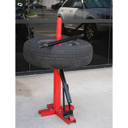 Best Manual Tire Changers 4. Manual Portable Hand Tire Changer Bead Breaker Tool Mounting Home Shop Auto NEW by Generic