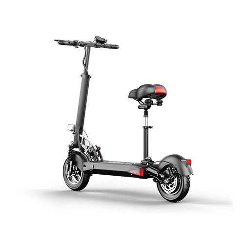 5. XINAO NANROBOT D5+High Speed Electric Scooter -Portable Folding, 40 MPH and 50Miles Range of Riding