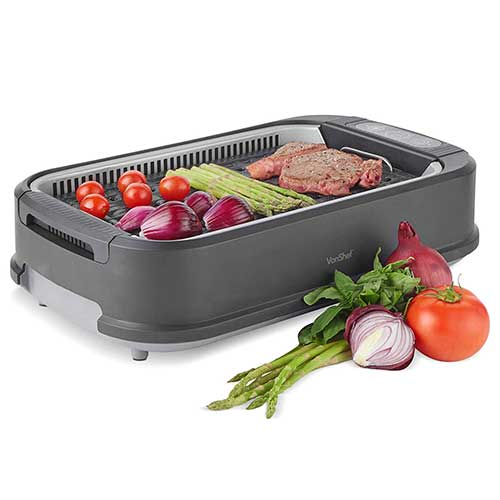 Top 10 Best Smokeless Indoor Grills in 2021 Reviews