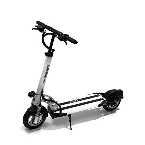 7. EMOVE Cruiser Dual Suspension Foldable Powerful Electric Scooter
