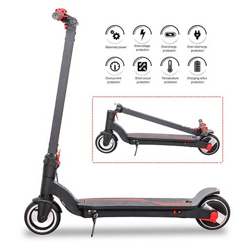 Top 10 Best Folding Electric Scooters in 2021 Reviews