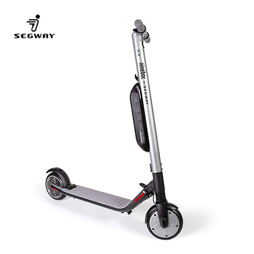 8. Segway Longway Electric KickScooter Foldable Commuter Scooter