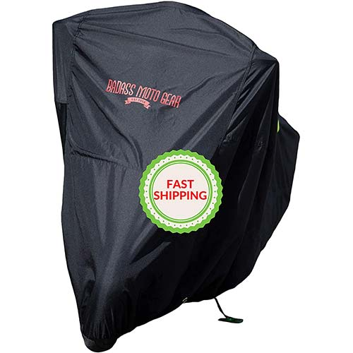 Top 10 Best Motorcycle Covers For Outside Storage In 2020 Reviews